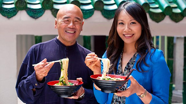 kenhom1 - A Homage to Ken Hom and Chin He Huang