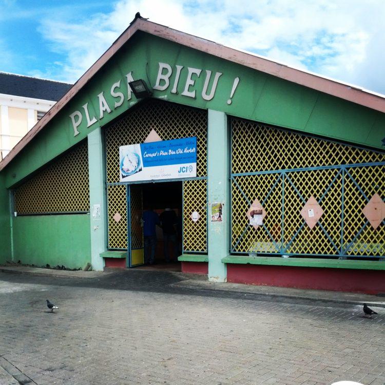 Local food at Plasa Bieu