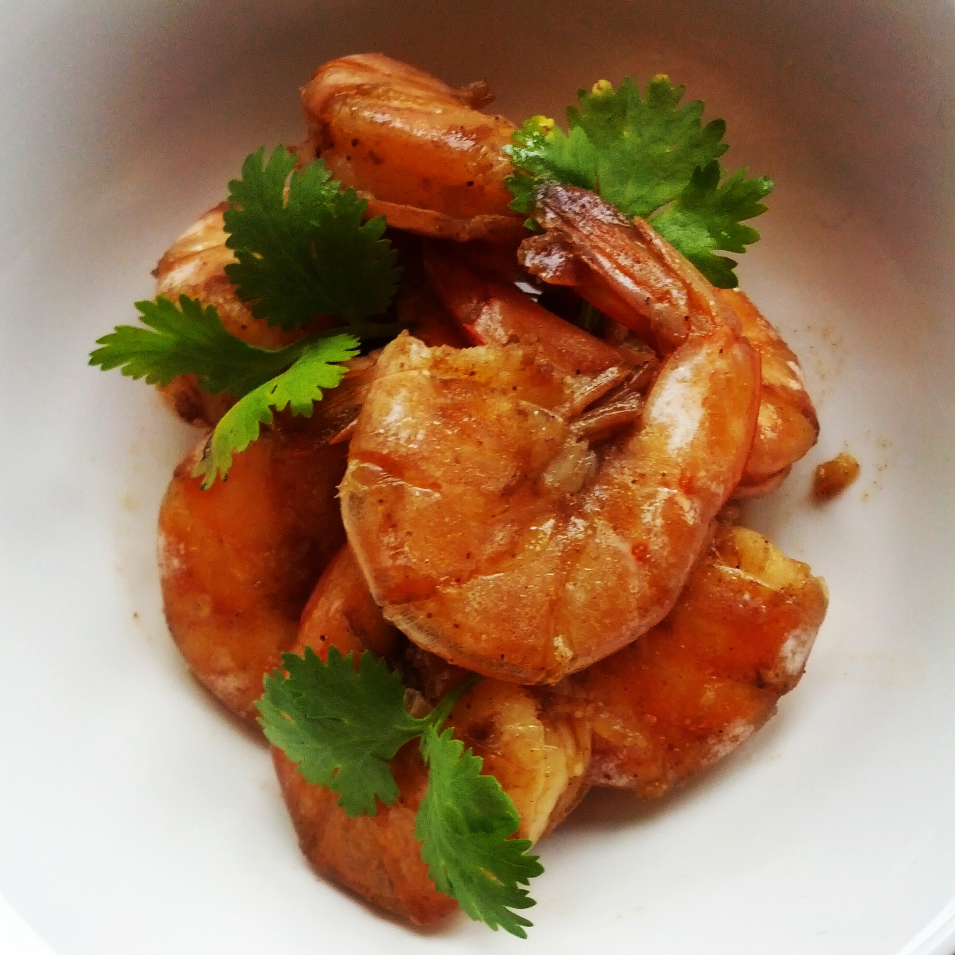 5 spices garnalen