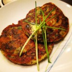 Green pancakes ottolenghi