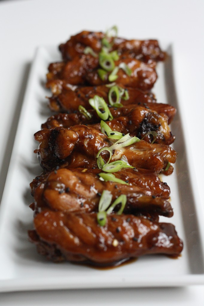 Culinessa Cola Chicken wings