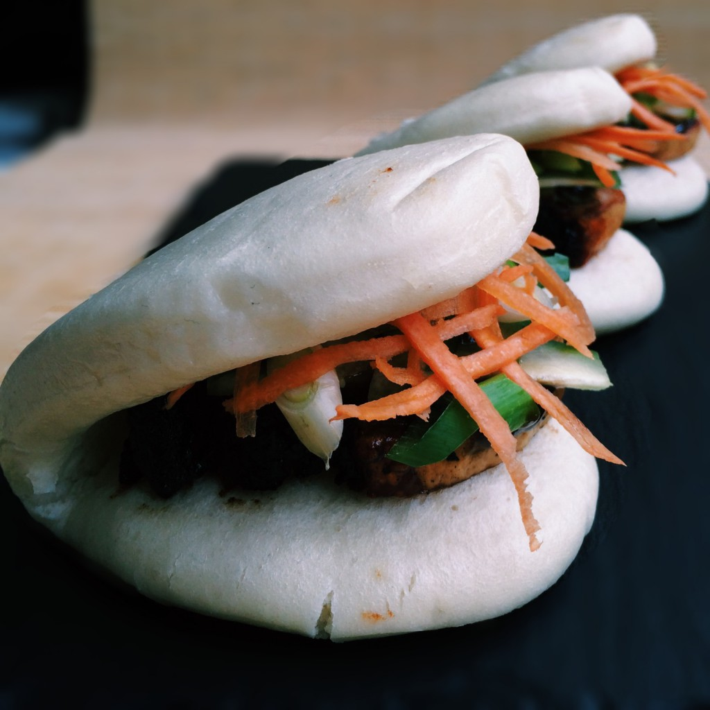 Chinese Pork belly buns