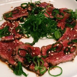 Beef Sashimi Tokotos