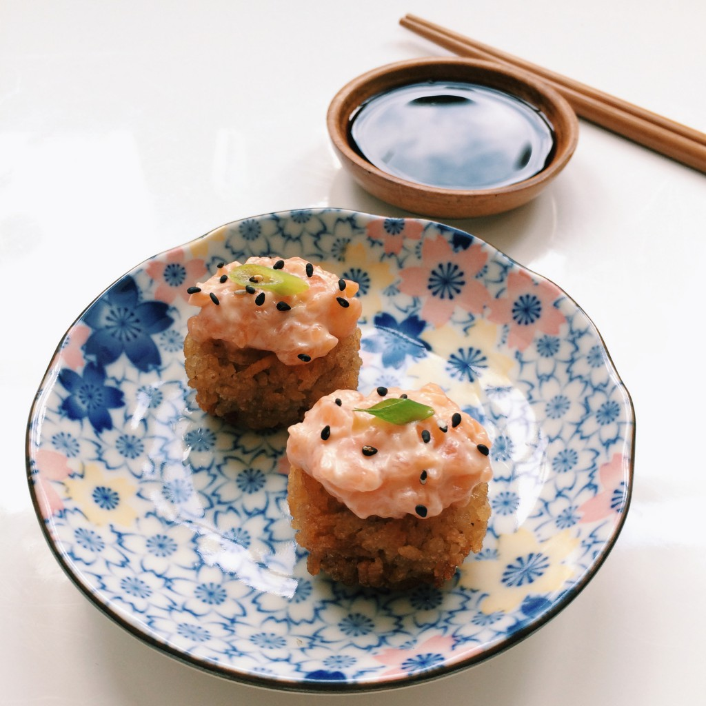 Crispy Rice tokotos inspired