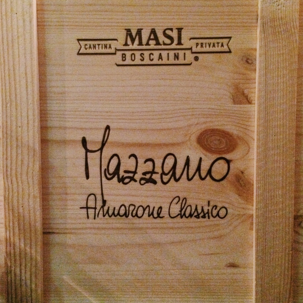 Masi Wine tasting Culinessa 2