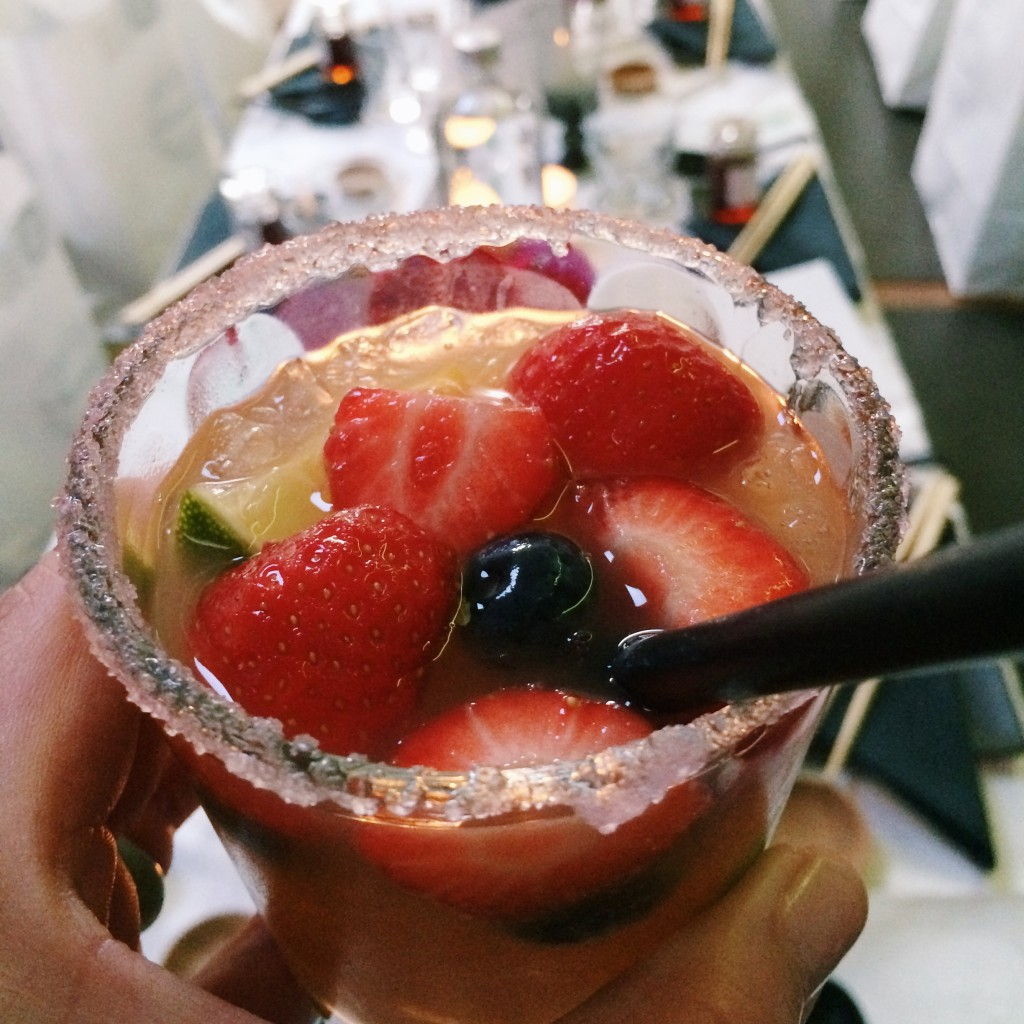 Mocktail welcome culinessa
