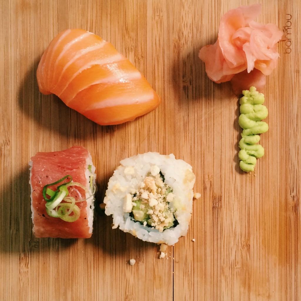 KU sushi nigiri culinessa