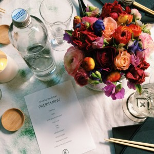 KU table setting culinessa