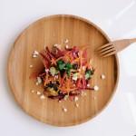 Rainbow salad culinessa
