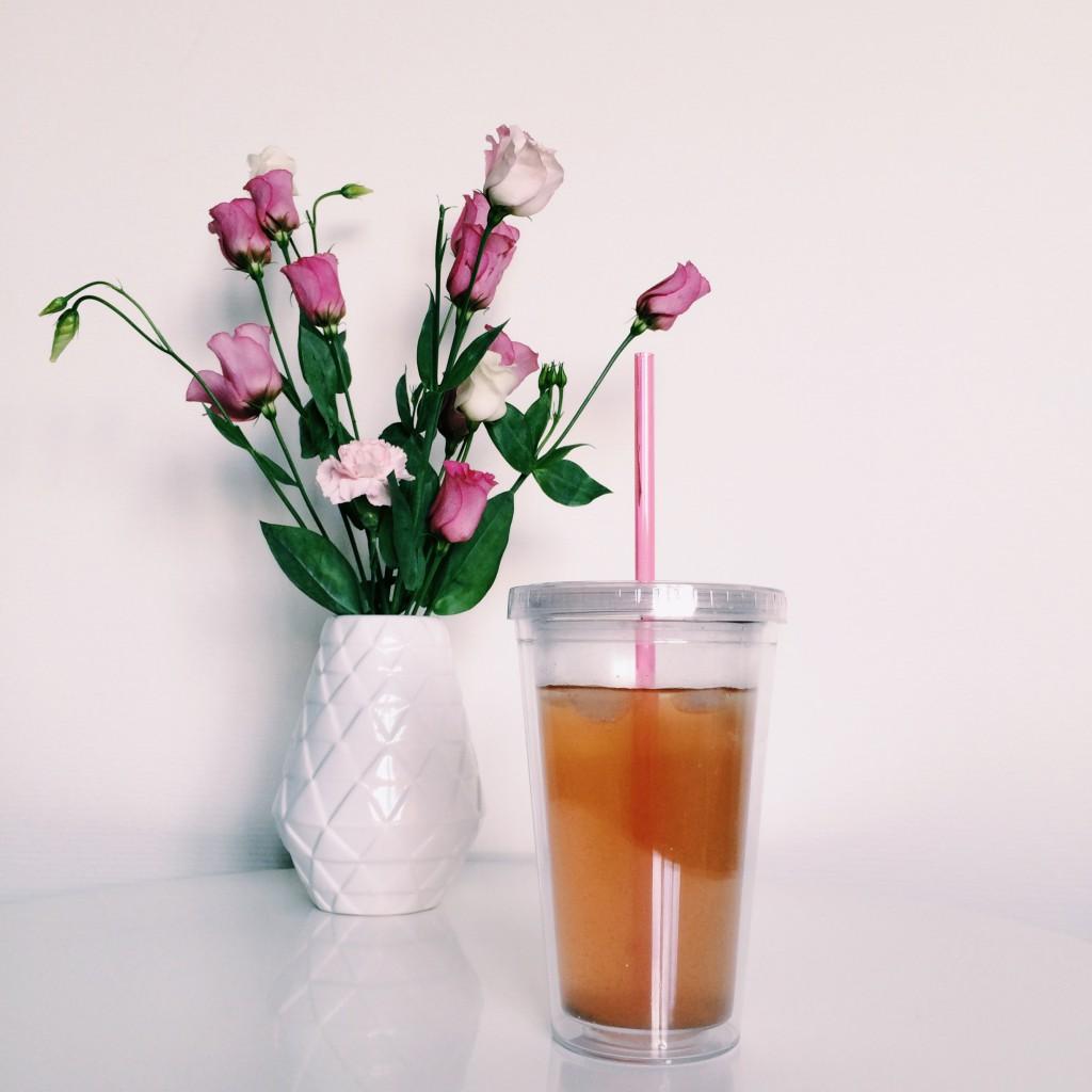 culinessa ice tea pink fizz