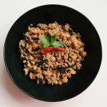 Thai Basil Chicken Culinessa