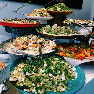 salads ottolenghi