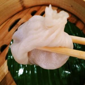 crab soup dumpling yauatcha