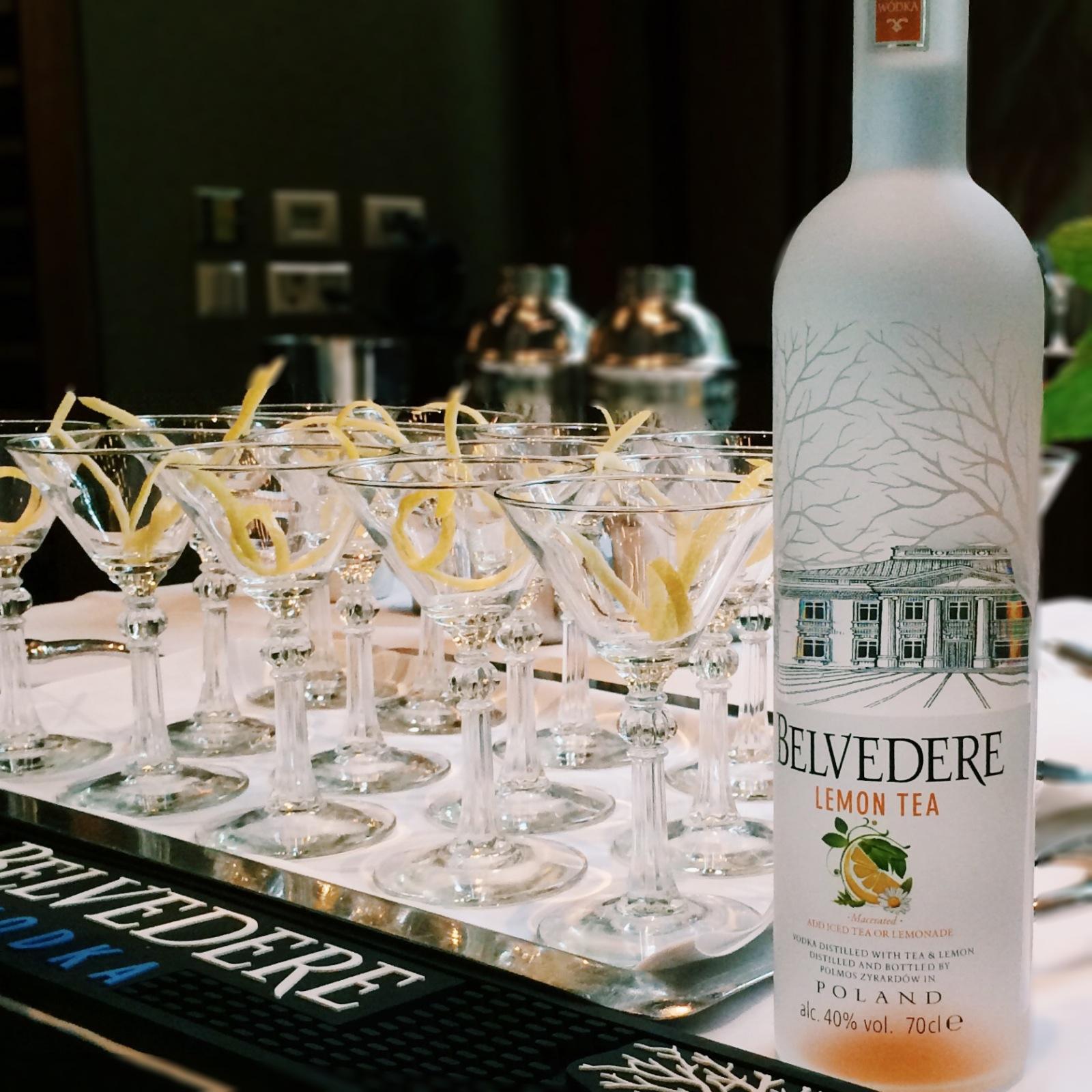 IMG 0326 - Belvedere Vodka Lemon Tea + Recipes