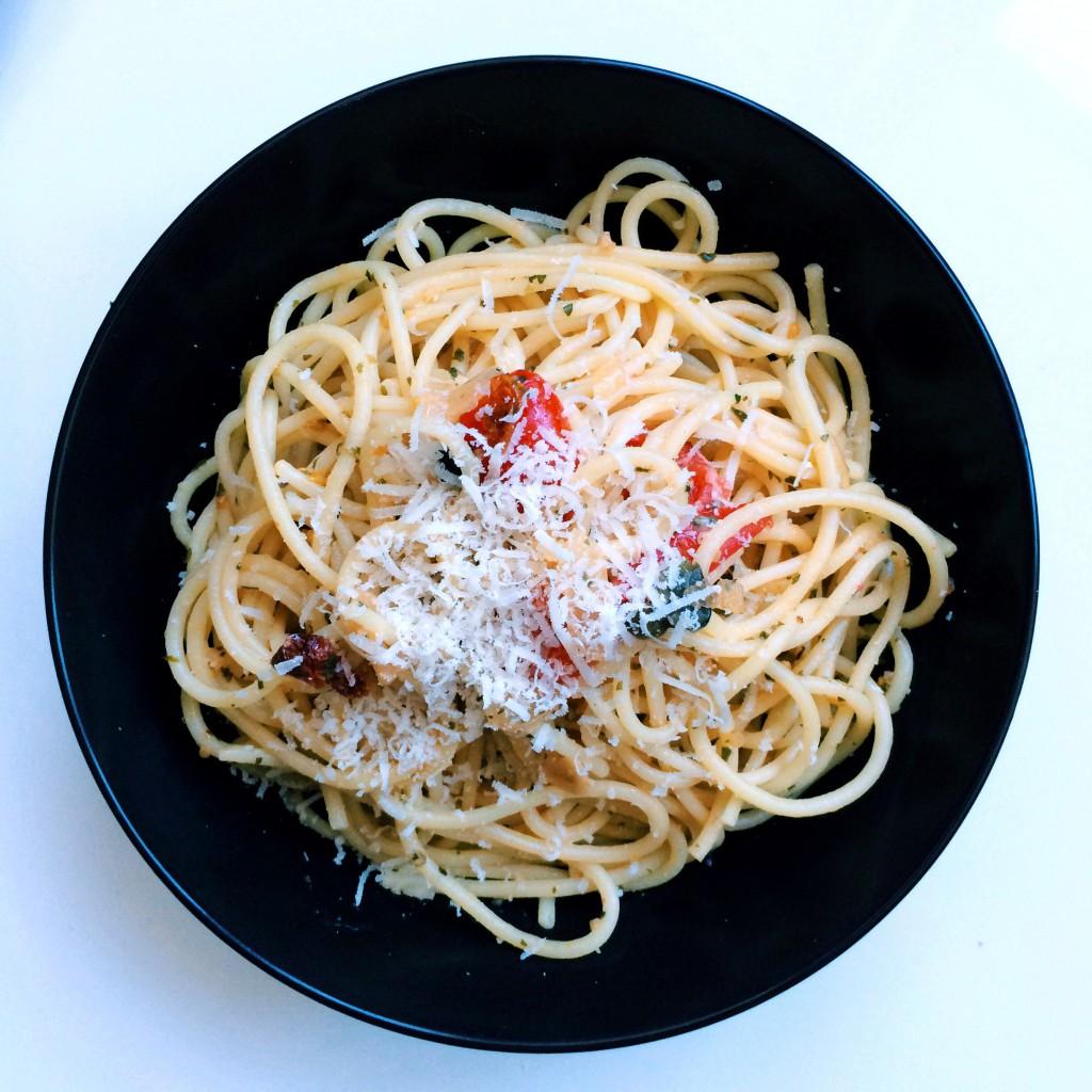 Culinessa easy tomato pasta
