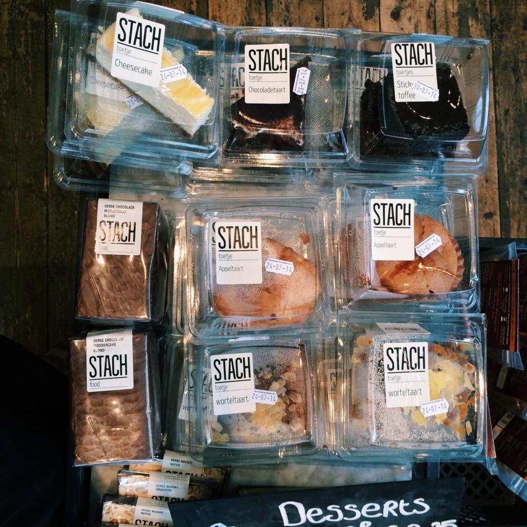desserts at Stach Culinessa