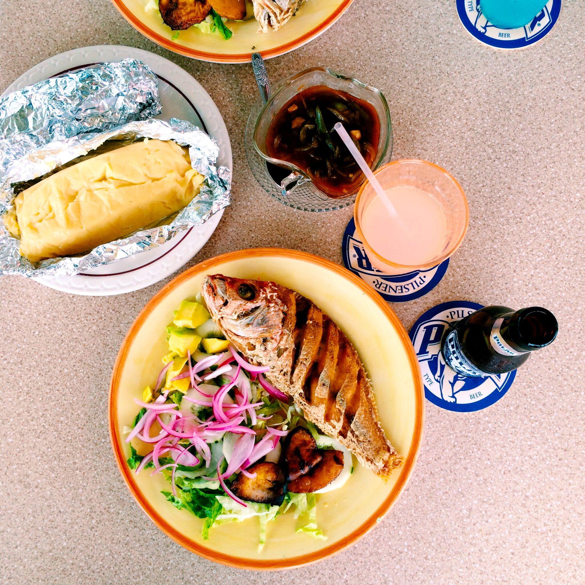 IMG 9362 - Purunchi - de lekkerste gebakken vis van Curaçao