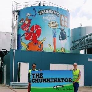 the chunkinator