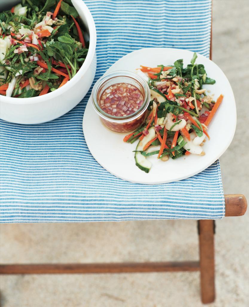 Lee's vietnamese salad