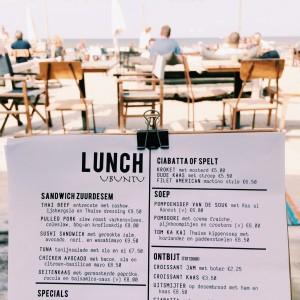 Lunch menu Ubuntu culinessa