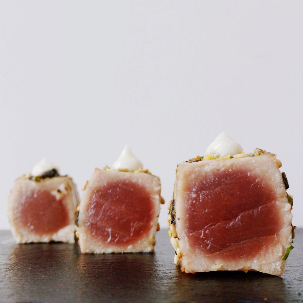 Tuna Tataki culinessa