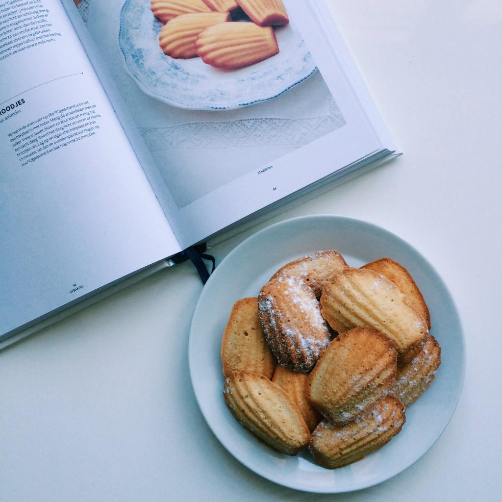madeleines tarte tatin