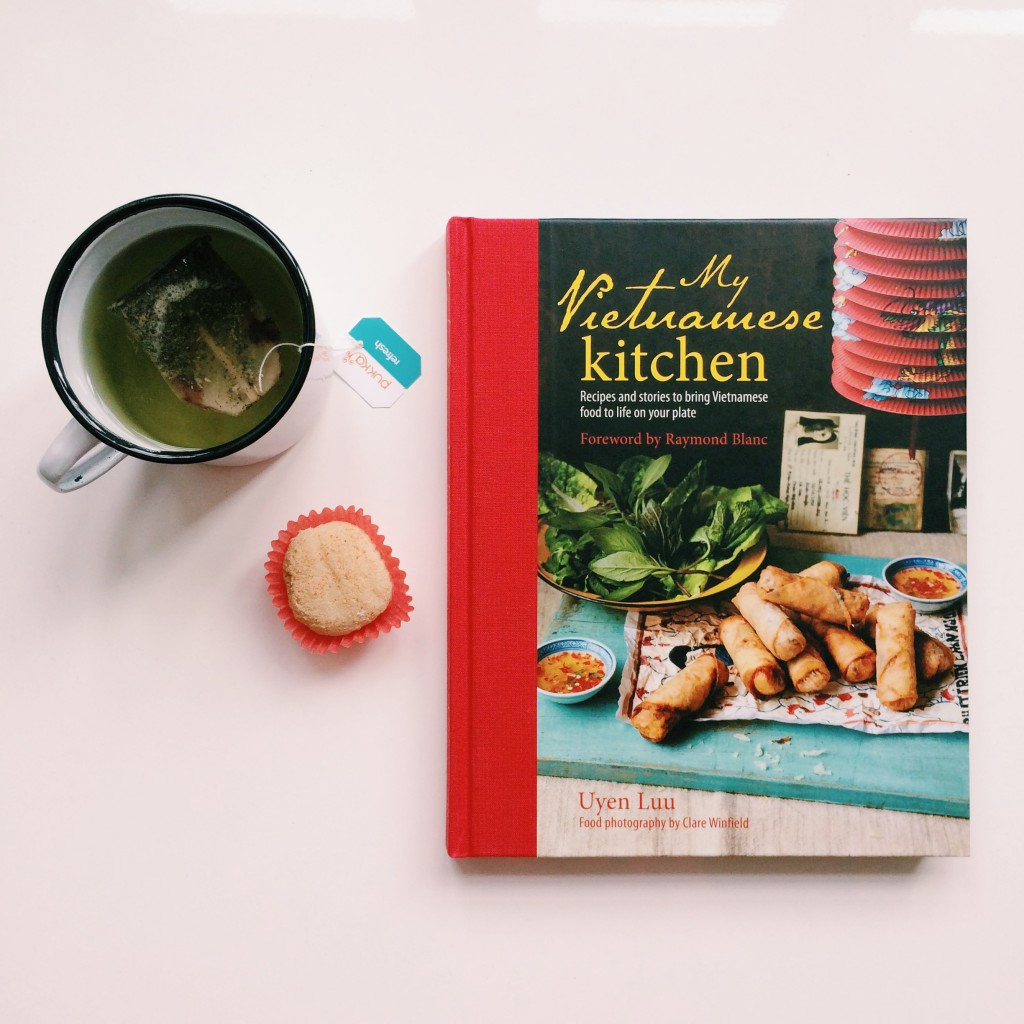 cookbook Uyen Luu