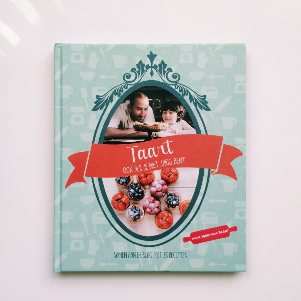 taart kookboek