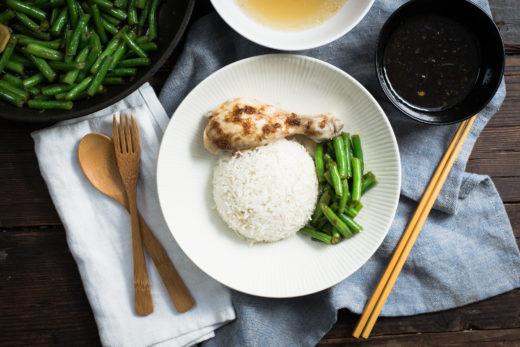 chinese witte kip