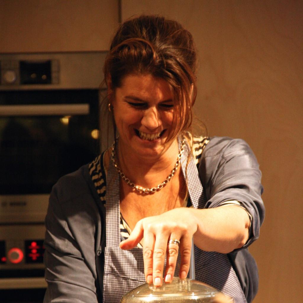 Yvette baking Culinessa