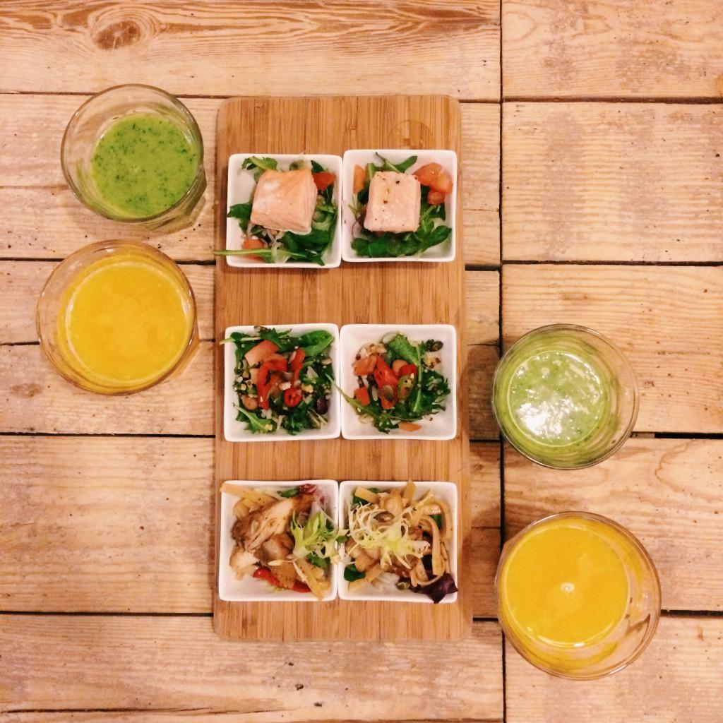 Salades Culinessa