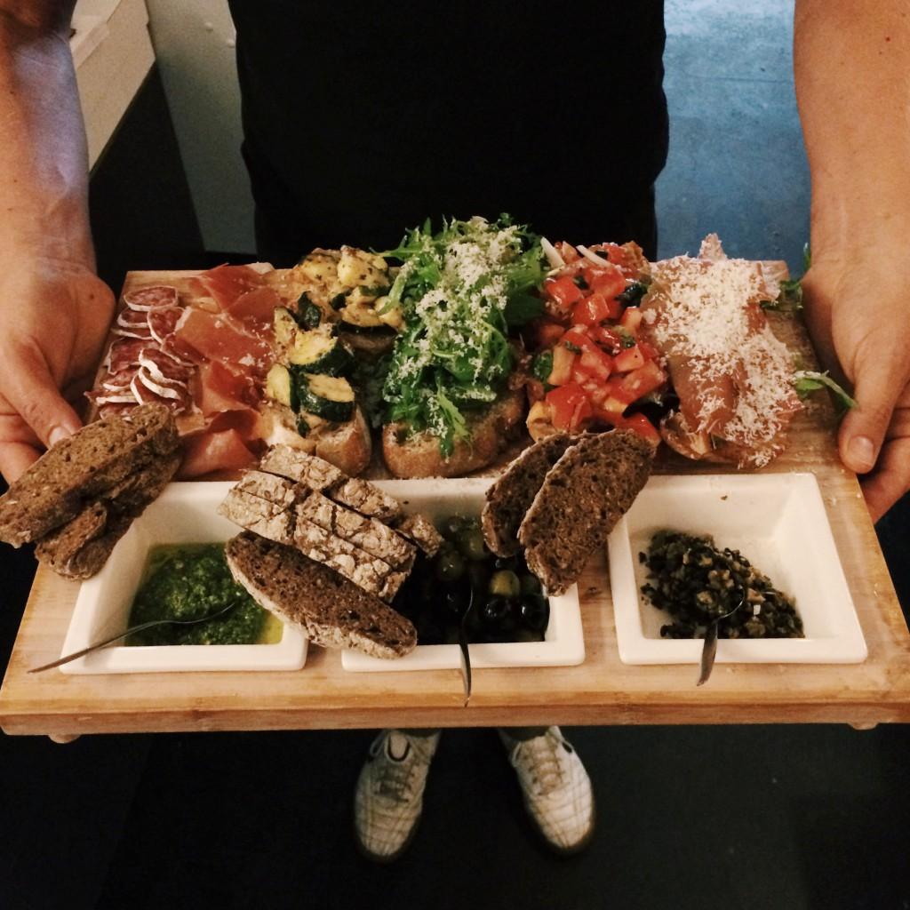 mediteraanse lunch Eetwinkel Geniet Culinessa