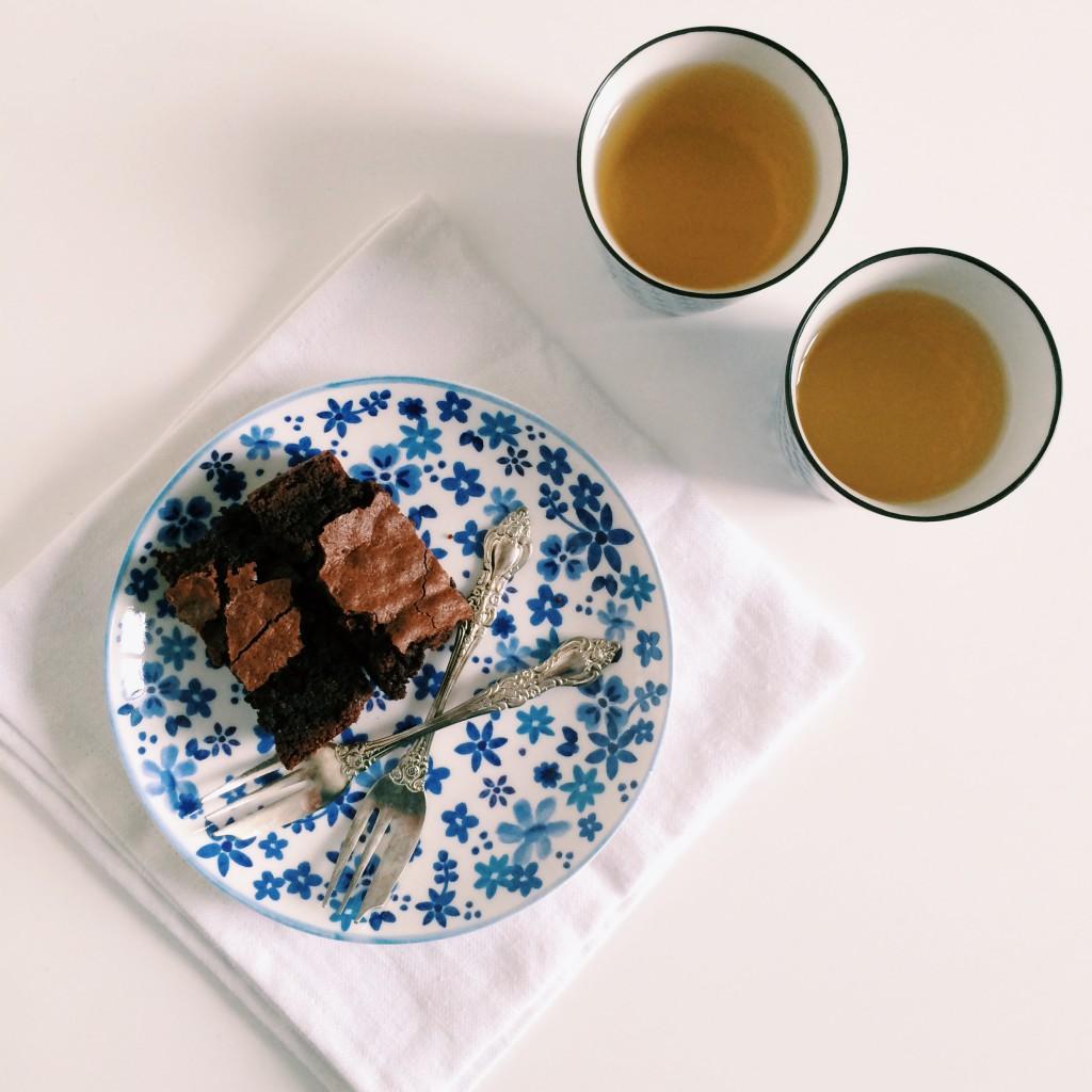 Brownie Teatime Culinessa