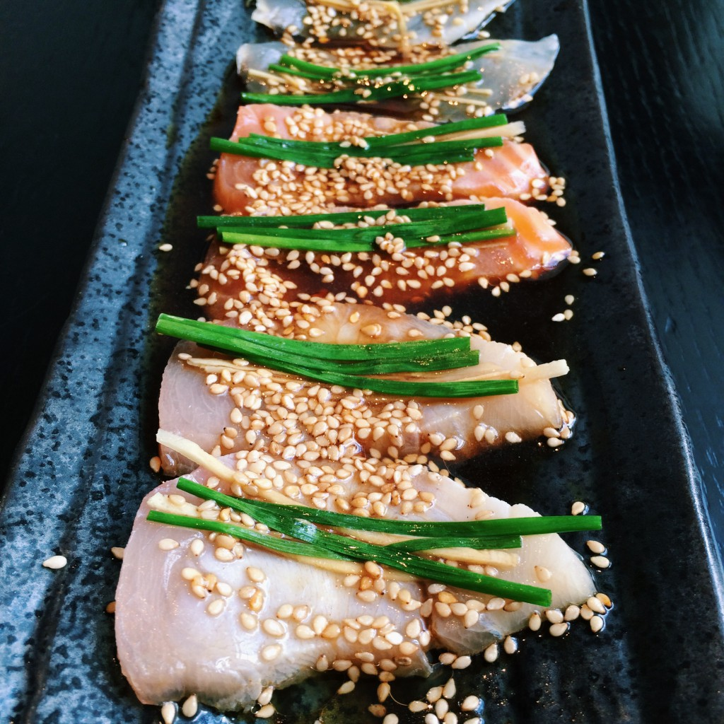 sashimi izakaya