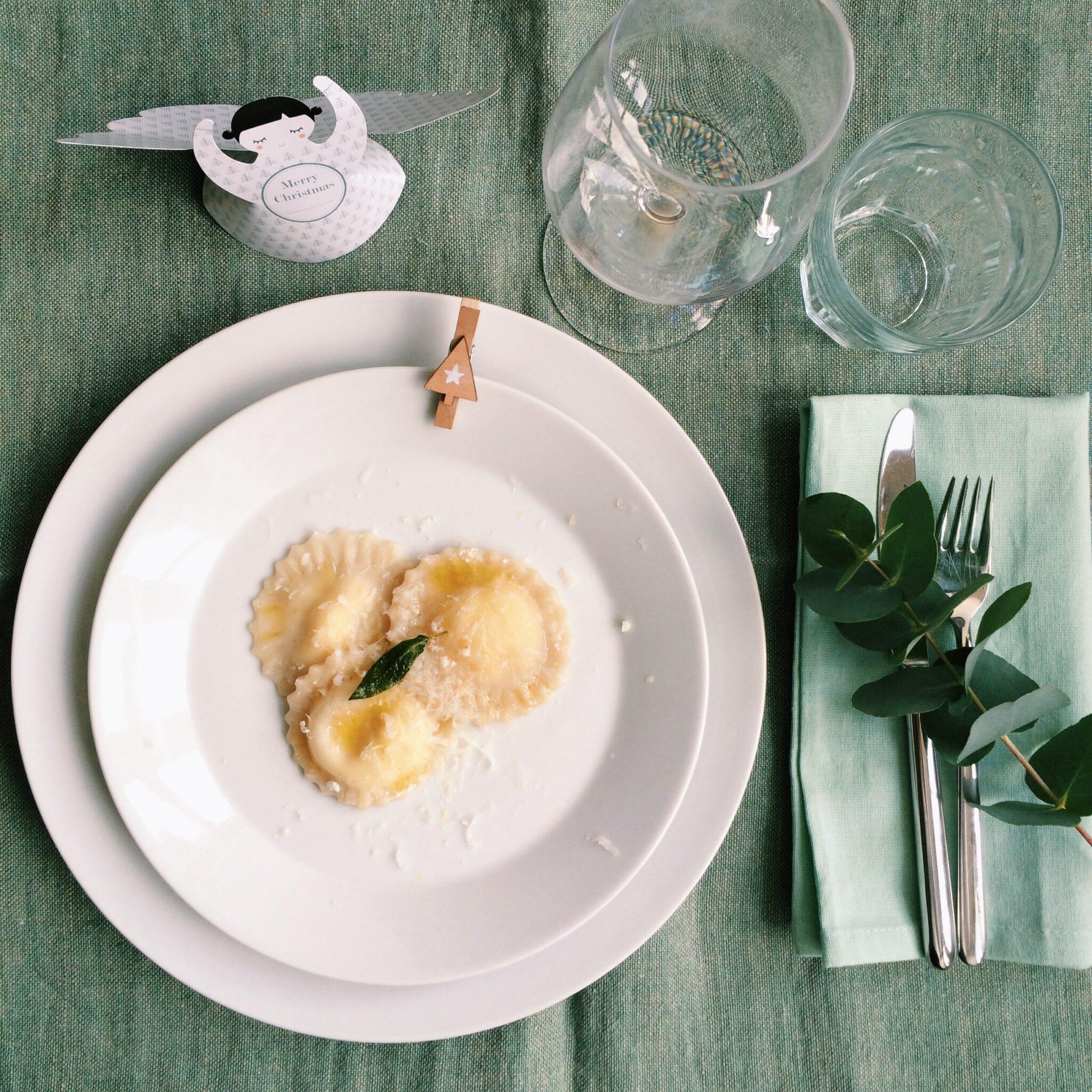 IMG 7104 e1413669830621 - Ravioli met citroen en ricotta voor kerst