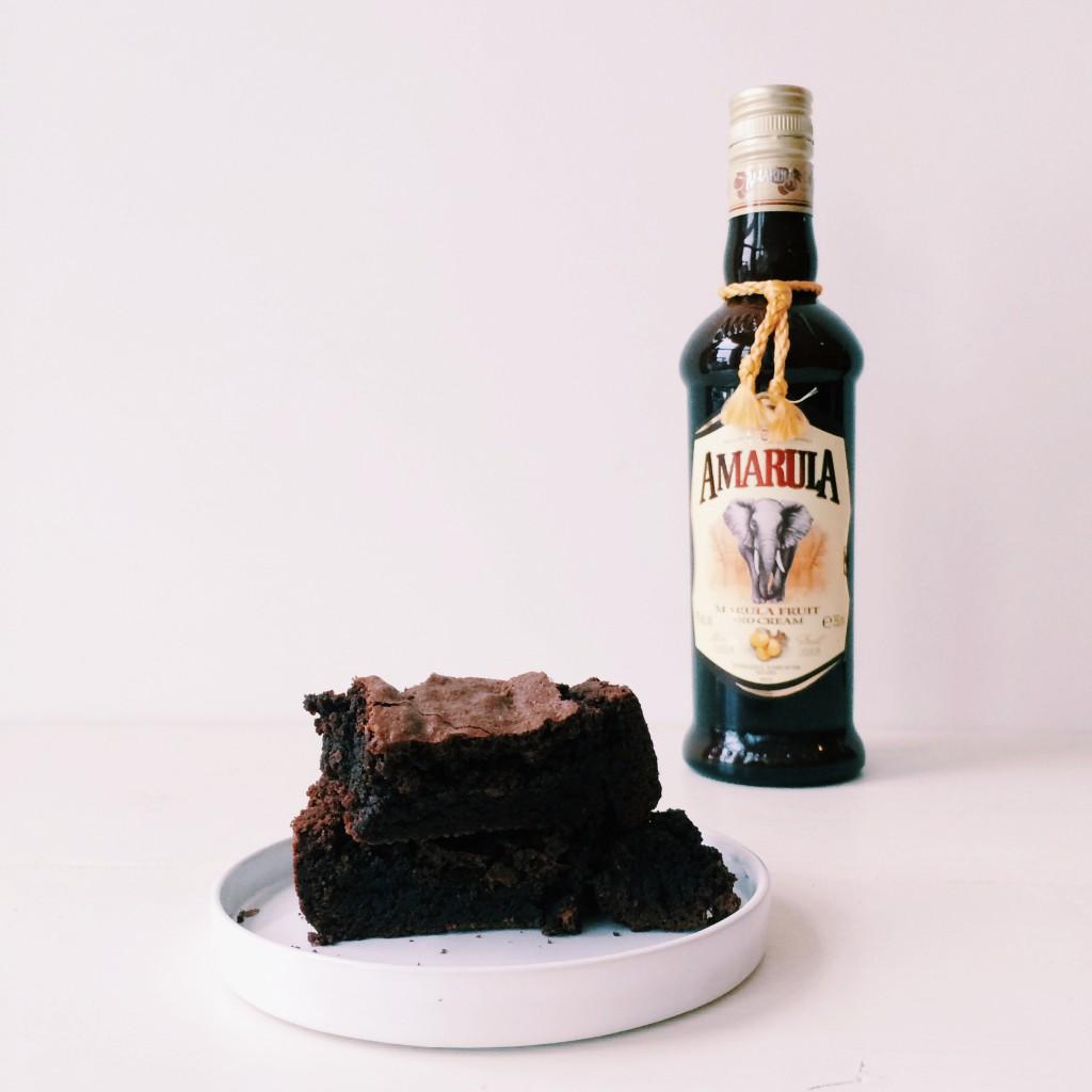 Amarula brownie Culinessa