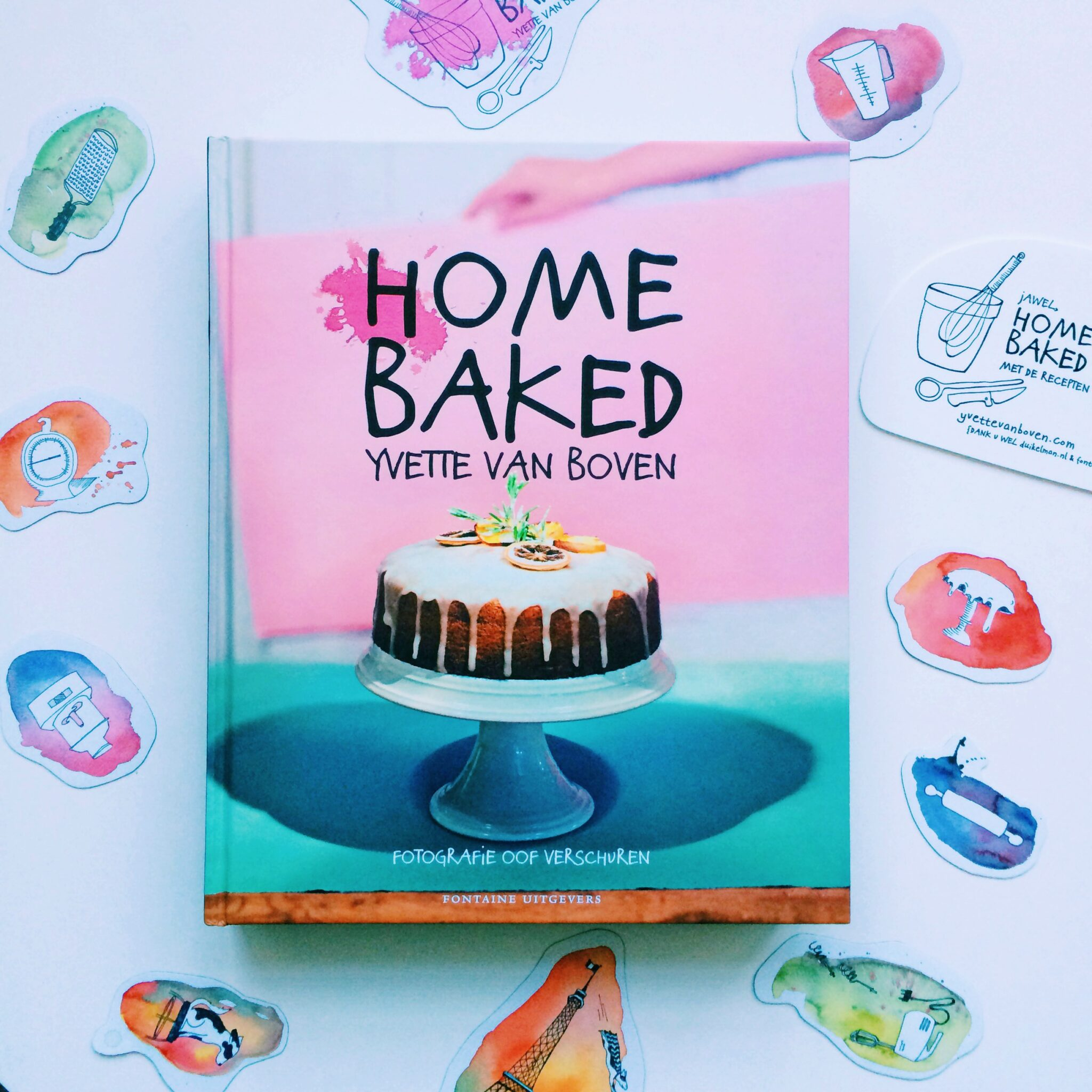 IMG 7253 - Home Baked by Yvette van Boven