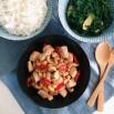 Thaise kip cashew culinessa