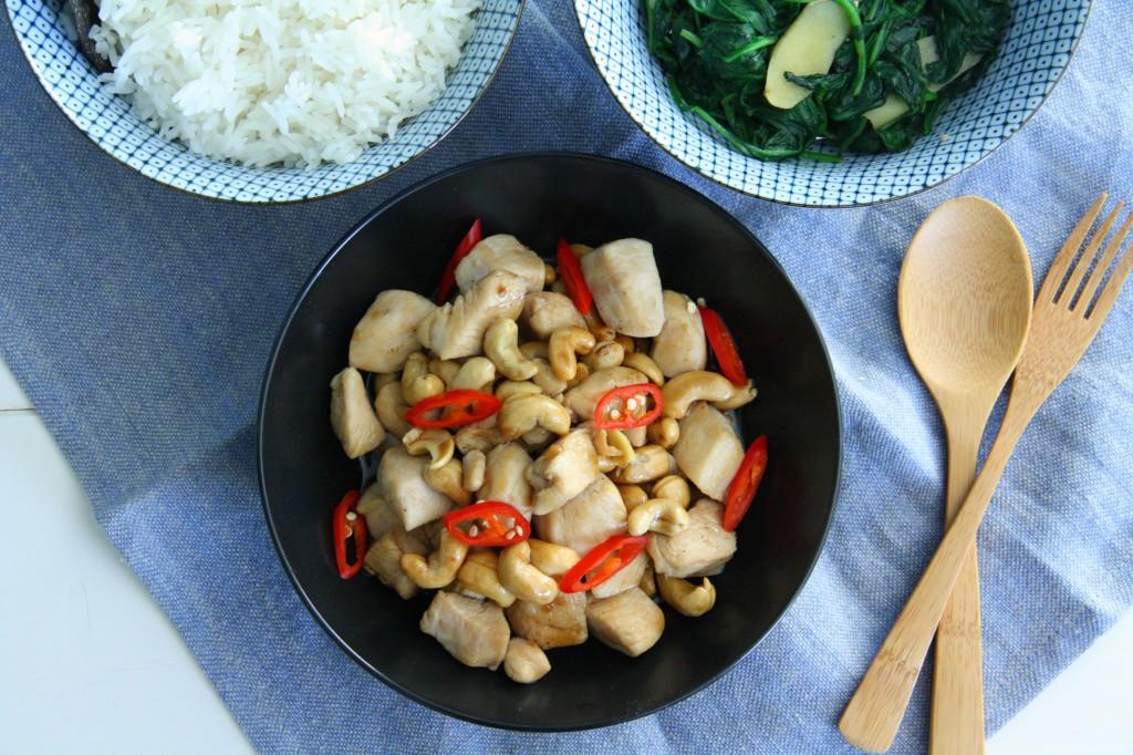 KMA Culinessa Thai Kip Cashew2 1024x682 - Thai Cashew Nut Chicken