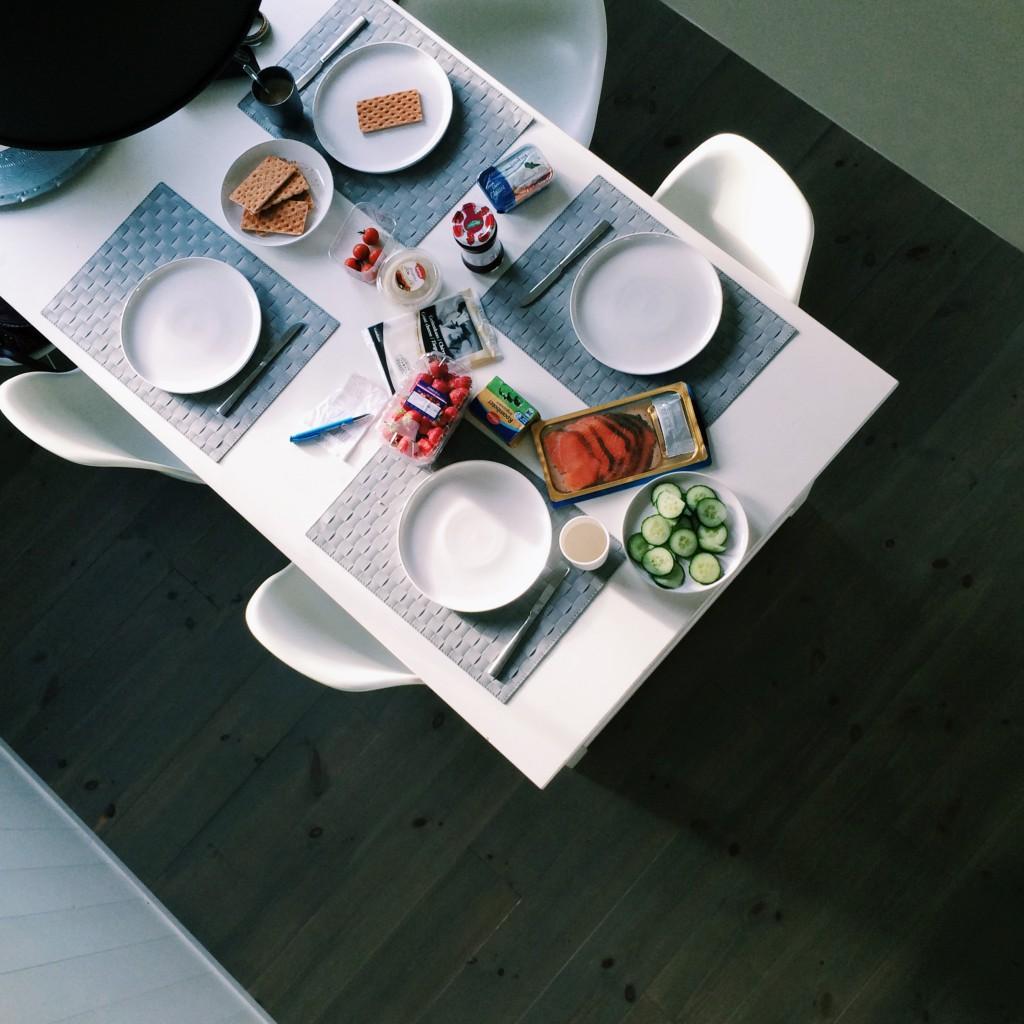 ontbijtje Huisje van Hout