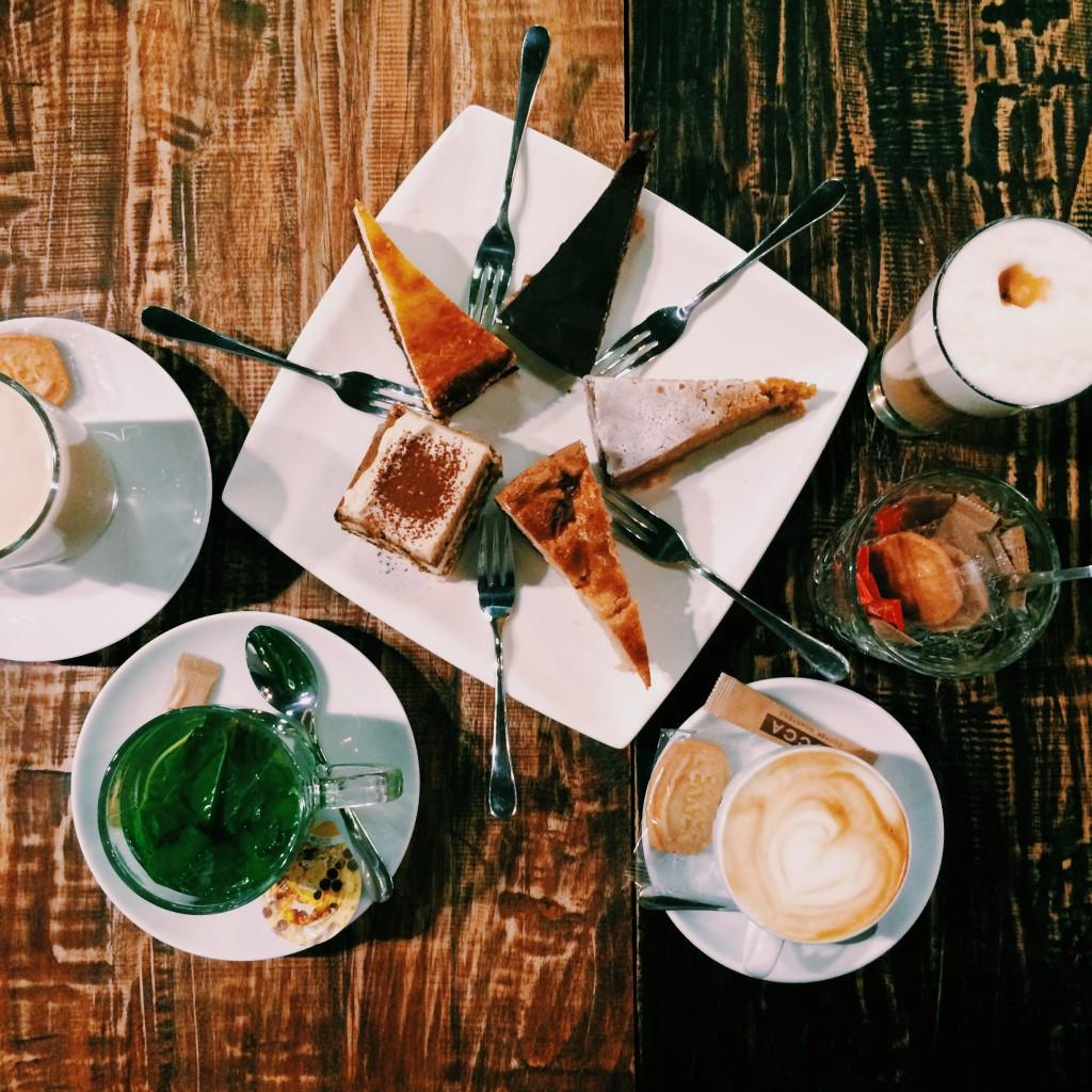 jackie cafe desserts