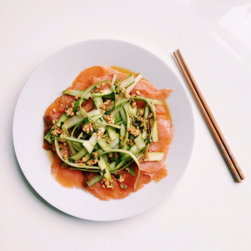 zalm salade pascale naessens culinessa