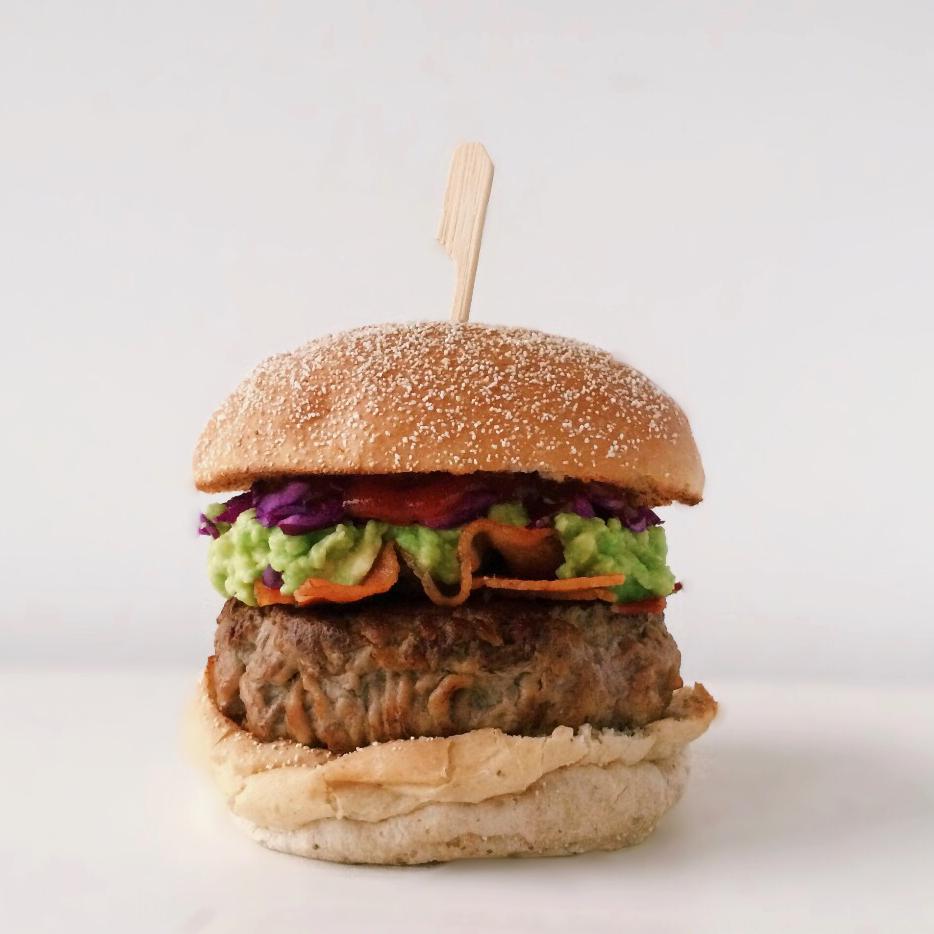 Culinessa Chipotle Burger