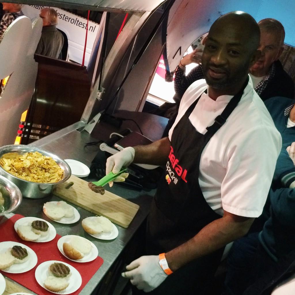 chef claudio