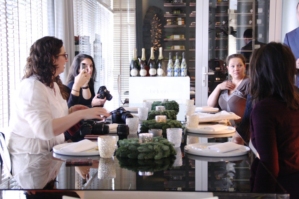 Culinessa Beluga Chefs Table