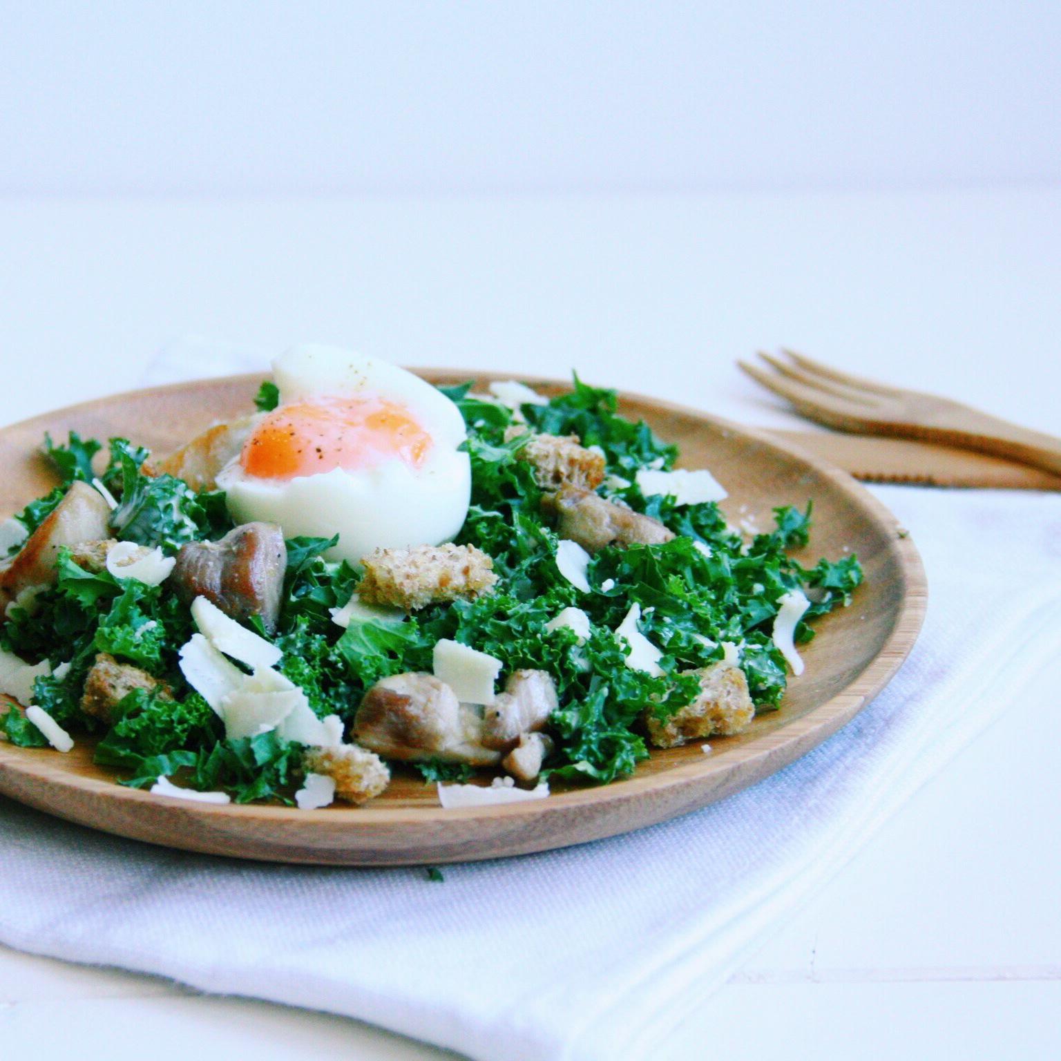 IMG 9695 - Boerenkool Caesar Salade