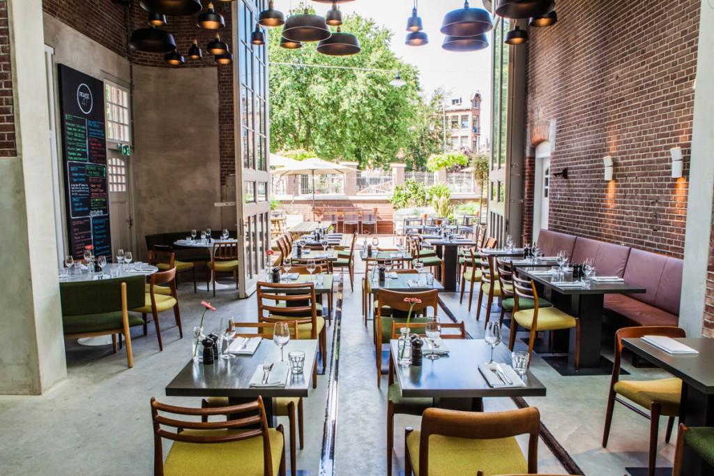 Remise47 restaurant 1 1024x682 - Hotel de Hallen in Amsterdam