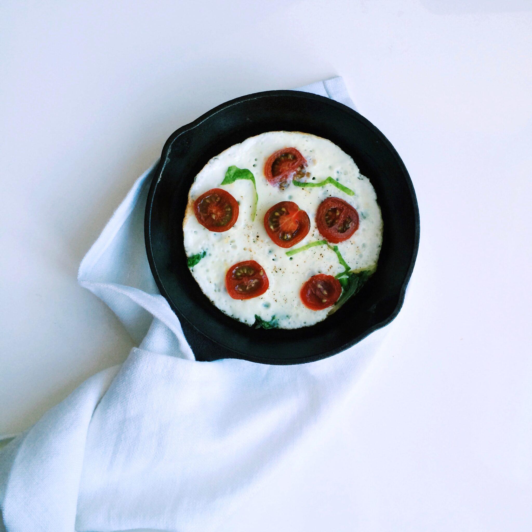 Skinny omelette - CuliNessa