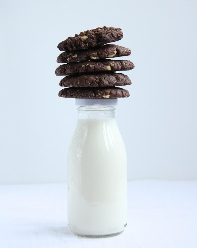 Chocolade Havermoutkoekjes 1