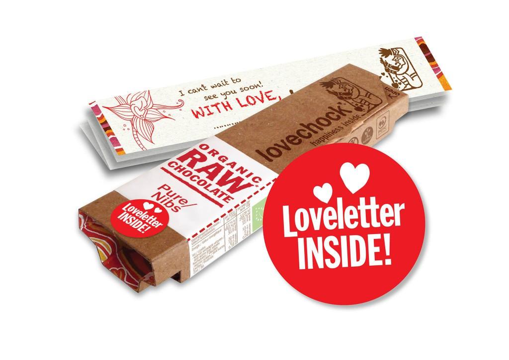 lovechock loveletter